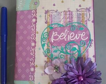 """Believe"" workbook"