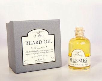 Hermes Beard Oil