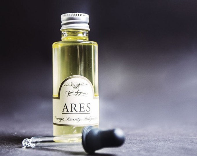 No Frills Ares Beard Oil