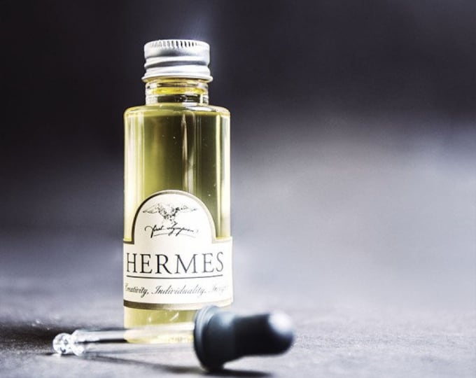 No Frills Hermes Beard Oil