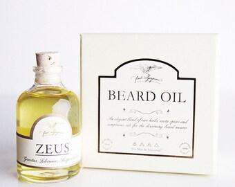 Zeus Beard Oil