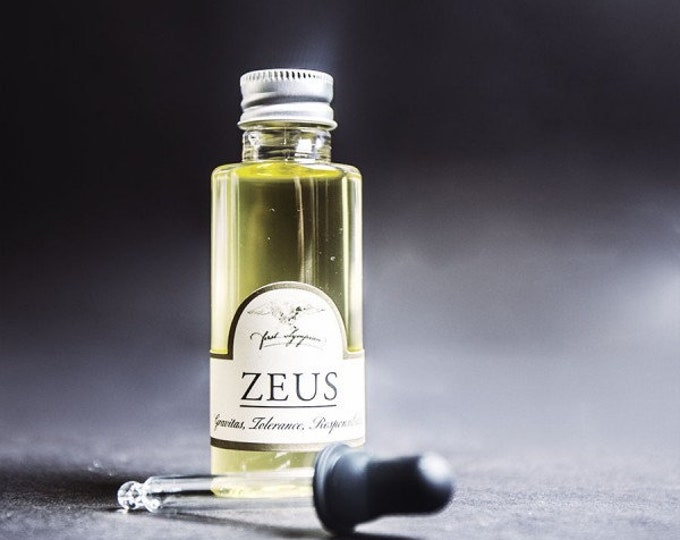 No Frills Zeus Beard Oil