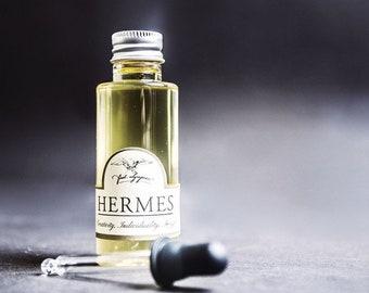 No Frills Hermes Beard Oil
