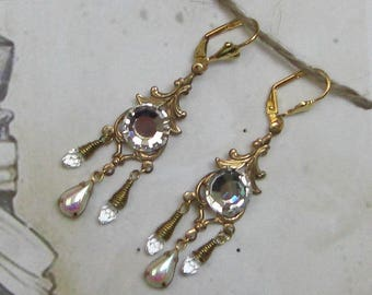 Crystal BAROQUE earrings