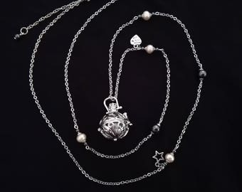 Pregnancy's Bola water fresh pearls and Hematite Collection 2018