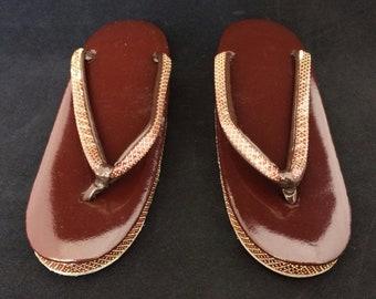 6bf6b22456f Japanese zori sandals