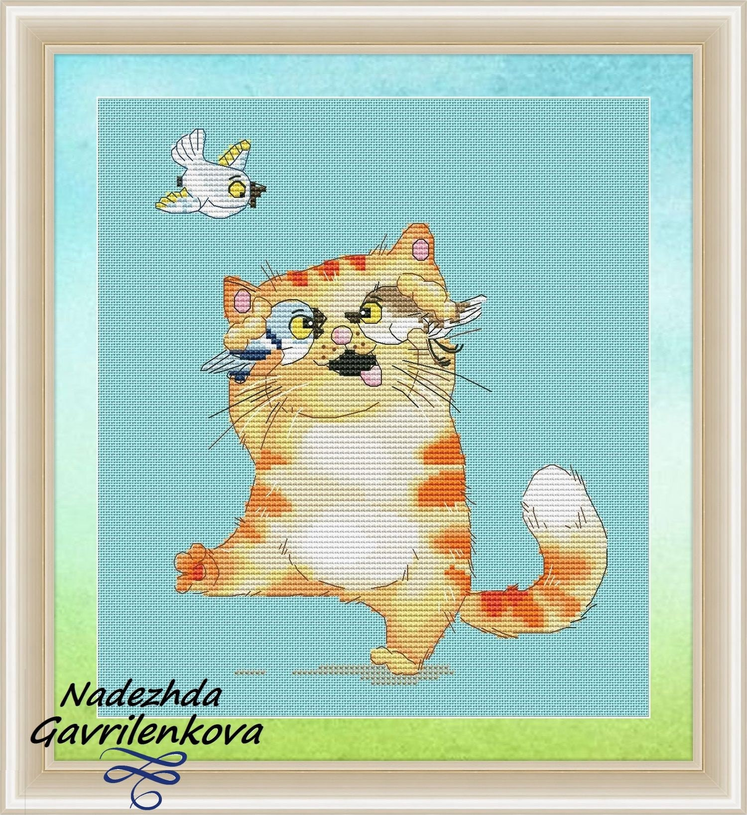How To Make Your Own Cross Stitch Pattern Awesome Inspiration