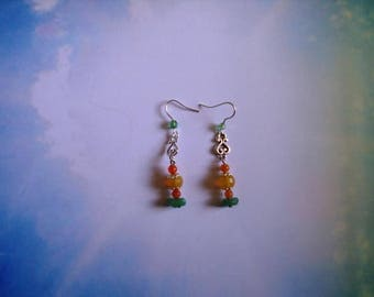 Sunny Earth earrings
