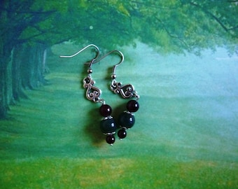 Enchanted Earth earrings