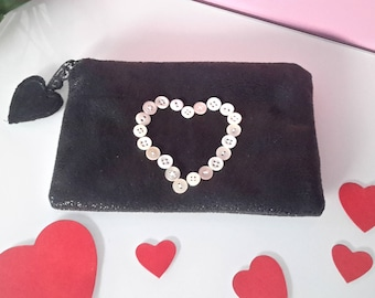 "Collection ""Valentine"" heart Pocket"
