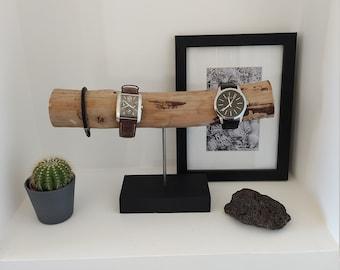 Watch holder watch holder watch holder jewellery holder man driftwood