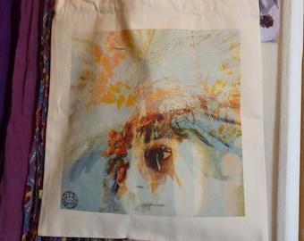 "Bag of painting ""Sun'"""