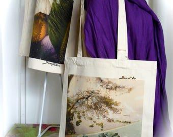 """Tote Bag """"Sun"""" bag """""""