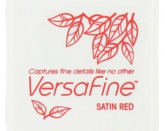 Mini ink VersaFine - Red Satin - Ref TSVFS010 - until the stock!