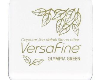 Mini ink VersaFine - Olympia Green - Ref TSVFS061 - until the stock!