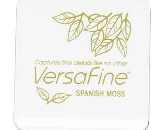 Mini ink VersaFine - Spanish Moss - Ref TSVFS062 - until the stock!