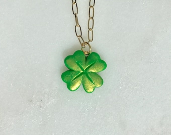 IRL, Clover Necklace