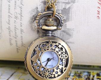 1 Watch Pocket Watch 4.1x2.7cm within 15 days