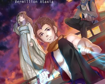 Ishi No Kokoro Vermillion Ataxia Manga Comic