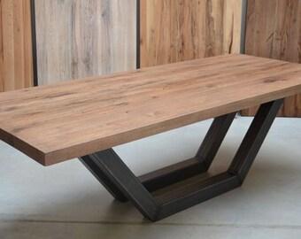 iron table legs etsy rh etsy com coffee table legs wood coffee table legs wood