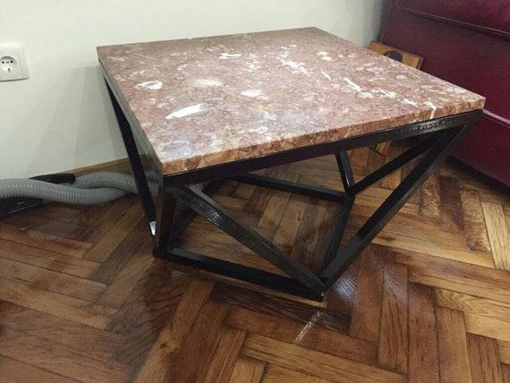 Metal Coffee Table Base Steel Coffee Table Base Modern Etsy - Welded coffee table