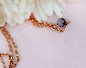 Iris Necklace