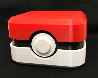 Pokeball Ring Box/Pokeball/I Choose You/Pokemon Engagement/Pokemon Jewelry Box/Engagement Ring Box/Gift/Wedding Ring box/Pokemon Wedding