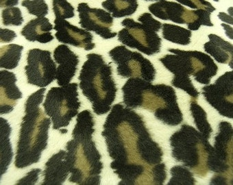 Velvet fabrics, 150 cm, cream and beige, ideal for all your achievements and creations