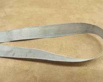 Extra strong - 1.5 cm - dark gray Ribbon