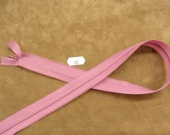 CLOSURE Invisible-60 cm - pink