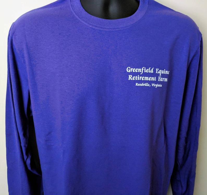 Greenfield  long sleeve cotton shirt image 0