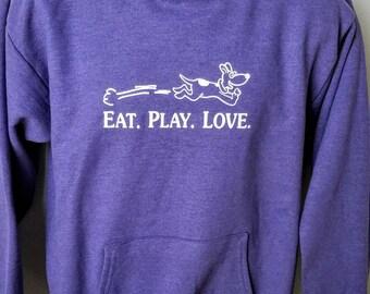 Eat Play Love sweatshirt