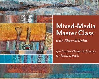 Mixed-Media Master Class with Sherrill Kahn