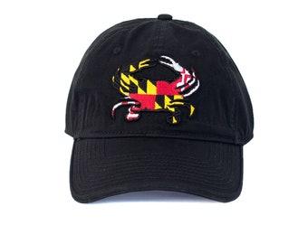 1fbb543b92543 Maryland Flag Crab Hat