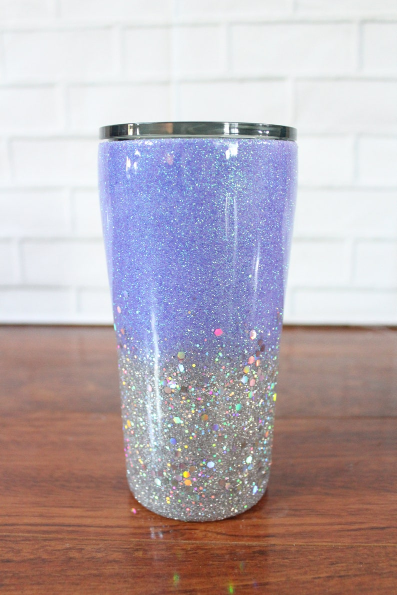 Glitter Tumbler Stainless Steel,Personalized Gifts,Teacher Gift,Custom Tumbler,Gifts for Her No Decal Glittereded Tumbler