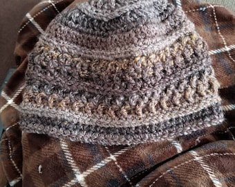 Slouchy Chunky hat