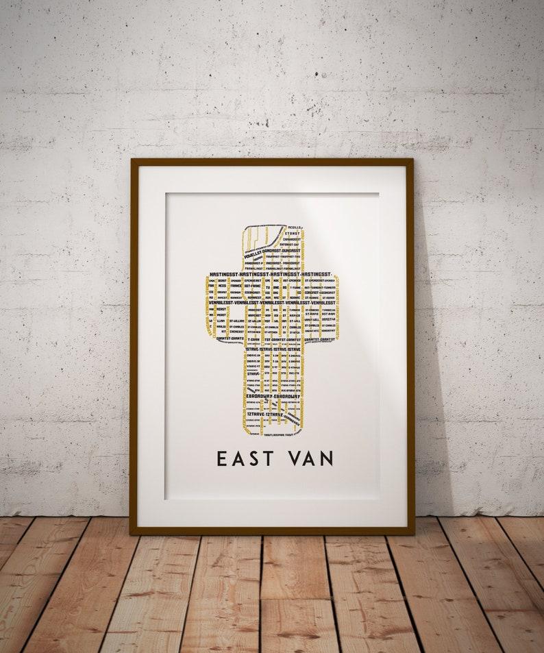 East Van Map image 0