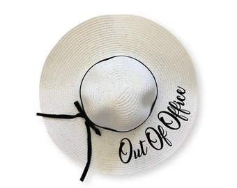 0b086a60c9d97 Out Of Office beach hat