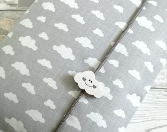 diaper bag, diaper bag, diaper clutch, gift for birth, diaper bag, XXL diaper bag, diaper bag with name, wrap bag to go