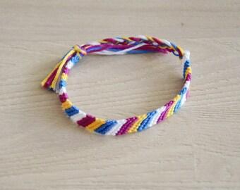 Friendship Bracelet, friendship, multicolor bracelet