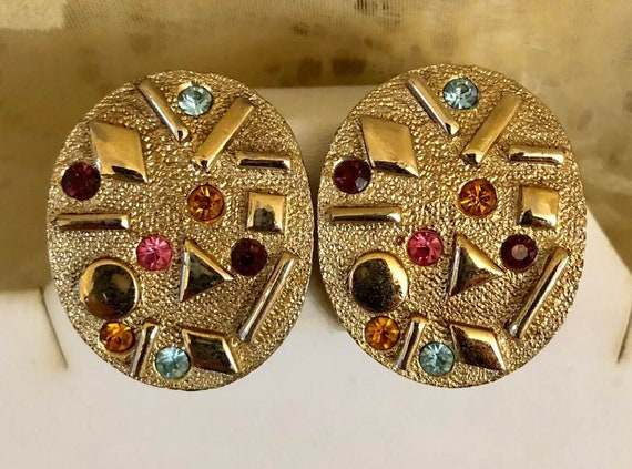 Vintage Sarah Coventry Earrings            594