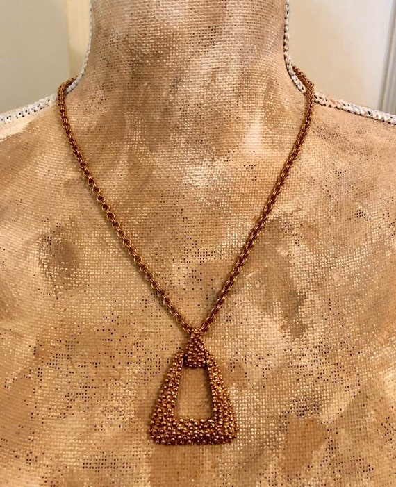 Vintage Sarah Coventry Necklace         433