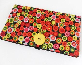 "Bag laptop large ""Confetti"" fabric"