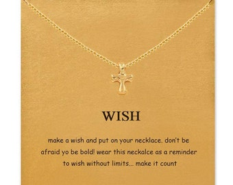 Wish Necklace. Nice! Perfect Gift!
