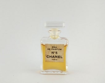 Chanel Mini Parfum Etsy