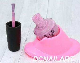 Nail Polish Slanted Holder Nail Art Polish Holder Nail Tool