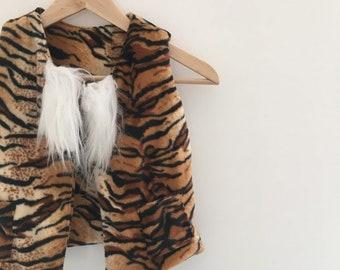 Tiger Gloves | Tiger Costume | Tiger Came to Tea, Kids Dress Up, Fancy Dress, Personalised Gift, Handmade Costume, Bespoke, Montesorri