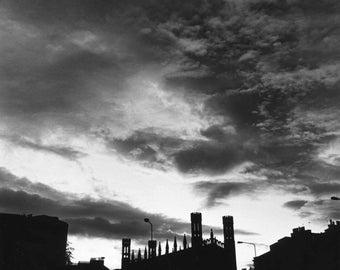 Edinburgh at Twilight