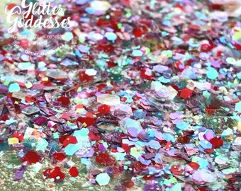 Gypsy Soul Goddess Cosmetic Face, Body & Hair Glitter Mix **FREE SHIPPING**