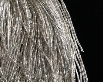 Purl curly silver / 10g